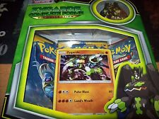 Pokemon TCG: Zygarde Complete Forme Pin Collection NEW Sealed-in-Box FREE SHIP