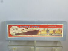 """VINTAGE DINKY TOYS  GIFT SET MODEL  No.51  """"FAMOUS LINERS """"      VN MIB"""