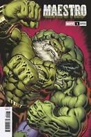 Marvel Comics Maestro #1 1:50 Variant NM 8/19/2020