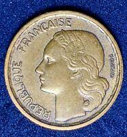 1955 France 10 Francs Aluminum-Bronze Y#98  (1053)