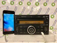 07 08 09 Nissan Versa radio 6 Disc CD Changer MP3 player AUX 2007 ipod ready