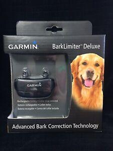 Garmin BarkLimiter Deluxe Automatic Dog Bark Collar Correction - 010-01070-10