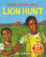 We're Going on a Lion Hunt by David Axtell 9781529007558 | Brand New
