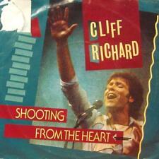 "Cliff Richard(7"" Vinyl P/S)Shooting From The Heart-EMI-Netherlands-VG/VG"