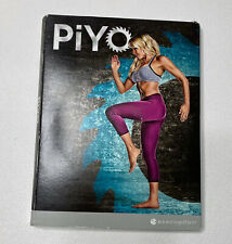 Beachbody PIYO 3 DVD Workout Set + Bonus DVD Nutrition & Workout Guides