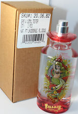 Villain by Ed Hardy 4.2 oz EDP- Unboxed  Spray for Women New
