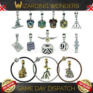 Harry Potter Charms Bracelet Fantastic Beasts Official Carat Shop Slider Gift UK