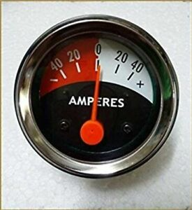 2010 Ampere Gauge for JD Tractor fits in 1010,2010 Row Crop