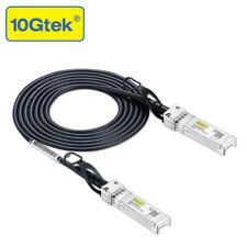 for Cisco SFP-H10GB-CU2M, 10GB SFP to SFP DAC, 2M SFP+ Twinax Copper Cable US