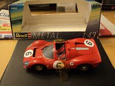 Revell 1/43 Ferrari 330 P4 Spyder #6