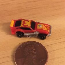 Matchbox Worlds Smallest Rare Car Drag strip #3 Tiny Micro Little Race car