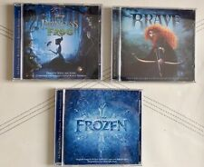 3 x DISNEY MOVIE Soundtrack CD's-VGC