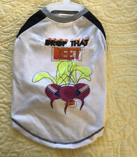 New listing Top Paw Apparel For Dogs Tshirt Drop That Beet Xs To Xl New With Tag