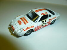 "1960 /"" RALLY DEA SCALA 1//43 DIE CAST /"" JAGUAR MkII TOUR DE FRANCE AUTOMOBILE"