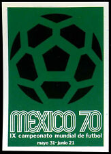 Mexico 70 #19 World Cup Story Panini Sticker (C350)