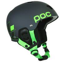 POC Receptor Bug TJ Schiller Edition Helmet Size 53-54 cm Ski Snow Small S Black