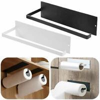 Küchenrollenhalter Rollenhalter Papierrollenhalter Handtuchhalter ohne Bohren