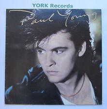 PAUL YOUNG - The Secret Of Association - Excellent Condition LP Record CBS 26234