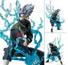 Anime Naruto Shippuden Chidori Hatake Kakashi Model PVC Action Figure Toy Doll