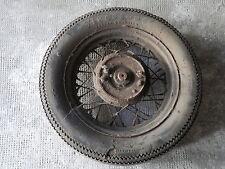 "OEM original paint Harley Rad mit Bremse wheel with brake 16 Flathead 45"" WL"