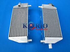 Enfriador Radiador Radiator Kawasaki KX125 KX250 1994-2002 1995 1996 1997 1998