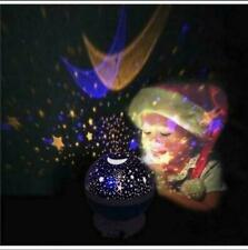 TOYS Gifts for children kids LED Night Light Xmas Gift Star Moon Constellation