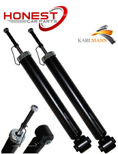 For TOYOTA PRIUS hybrid 2009> REAR SHOCK ABSORBERS X2 PAIR NEW (Shockers)