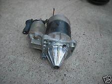 FORD COURIER & MAZDA B2000 F8 1.8 FE 2.0 STARTER MOTOR 12490 WRECKING CAR 4 PART