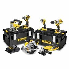 DEWALT Power Tool Combination Sets with 7 Tools