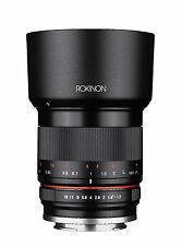 Rokinon 35mm F1.2 High Speed CSC Wide Angle Lens for Canon M - Model RK3512
