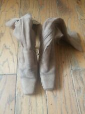 Canyon River Blues Adora Square Toe Zip Up Boot with Heel! Size 8 M