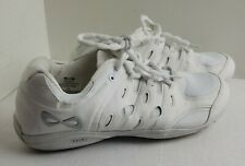 Nfinity Rival Cheerleading Shoes White Women's Size 10