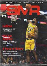 Lebron James May 2020 NEW SEALED SMR Sports Market Report PSA Guide  Magazine