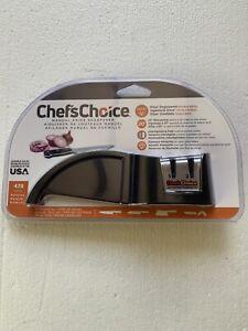 Chef's Choice Diamond Hone Knife Sharpener #478 New