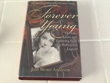 Loretta Young Authorized Bio Gable Grant Capra  Oscar TV & Movie Star  HC/DJ