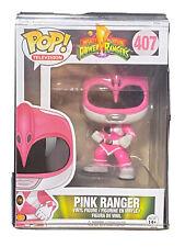 Funko Pop! Mighty Morphin Power Rangers Masked Pink Ranger #407