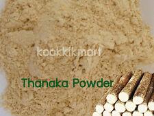 100g.100% NATURAL TANAKA THANAKA THANAKHA  POWDER ANTI ACNE AGING FACE MASK #AS