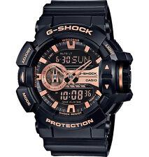 Casio G-Shock Men's G-Shock Rotary Metallica Dial Ana-Digital  Watch GA400GB-1A4