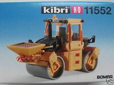 KIBRI 11552 BOMAG con AMAZONE esparcidor nuevo y emb. orig.