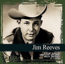 Collections Jim Reeves MUSIC CD