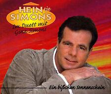 HEINtje SIMONS - MAXI-CD - Ein bißchen Sonnenschein