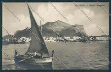 Palermo foto cartolina B4337 SZD