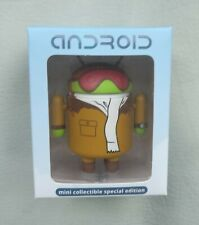 Android Mini Collectible ITA Aviator Google Toy Swag Andrew Bell Robot rare