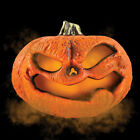 LED Misting Rotted Pumpkin Halloween Prop