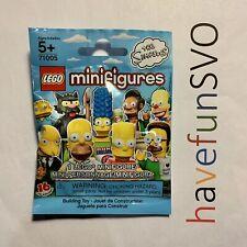 LEGO 71005 Minifigure The Simpsons Series 1 blind random bag Sealed new