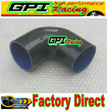 GPI Silicone 90 degree Elbow hose 3.5 inch 89mm Turbo INTERCOOLER PIPE