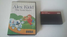 ALEX KIDD THE LOST STARS - SEGA MASTER SYSTEM