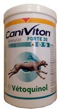1kg Vetoquinol CANIVITON FORTE 30 für Hunde, original
