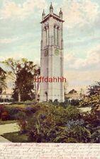 PRE-1907 KENEY TOWER MEMORIAL CLOCK HARTFORD, CT 1907