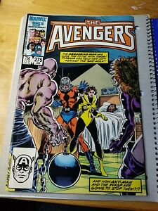 "Vintage ""Marvel 25th Anniversary The Avengers"" Comic Book"